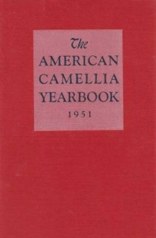 1951 American Camellia Yearbook