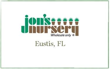 Jon's Nursery, Inc.