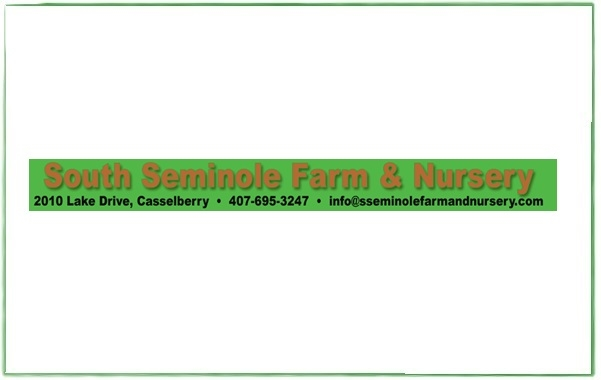 South Seminole Farm & Nursery