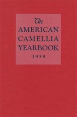 1955 American Camellia Yearbook