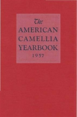 1957 American Camellia Yearbook