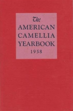 1958 American Camellia Yearbook
