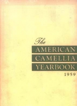 1959 American Camellia Yearbook