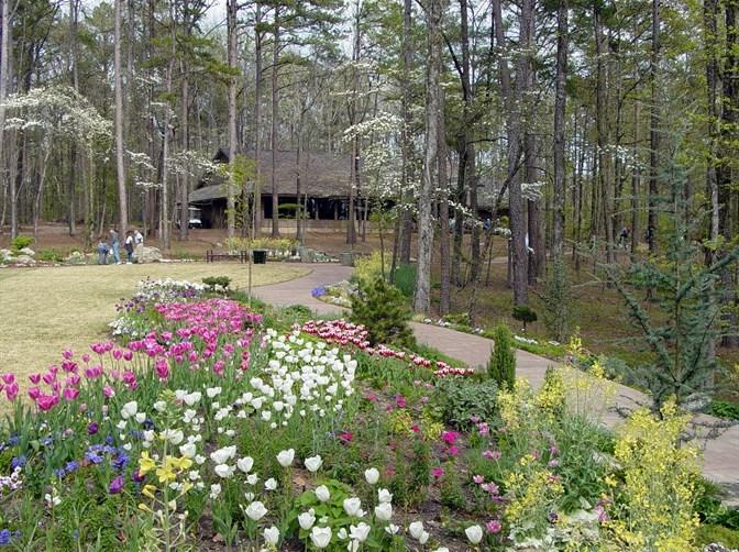 Garvin Woodland Gardens