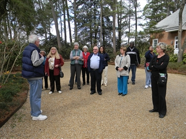 Guided Tours at Massee Lane Gardens