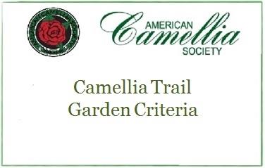 American Camellia Trail Criteria