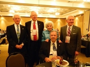Past Presidents of the American Camellia Society