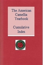 American Camellia Society Yearbook Indices