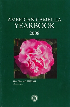 2008 American Camellia Yearbook