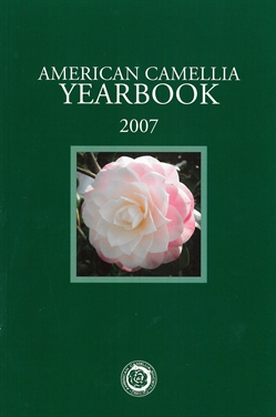 2007 American Camellia Yearbook
