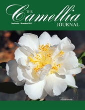 Camellia Journal September 2013 - November 2013