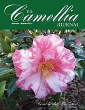 Camellia Journal September 2011 - November 2011