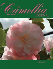 Camellia Journal March 2013 - May 2013
