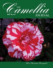 Camellia Journal March 2012 - May 2012