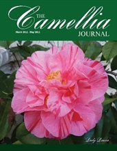 Camellia Journal March 2011 - May 2011