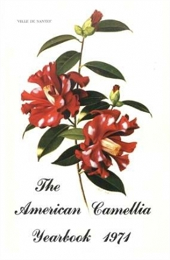 1971 American Camellia Yearbook