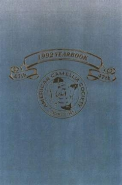 1992 American Camellia Yearbook