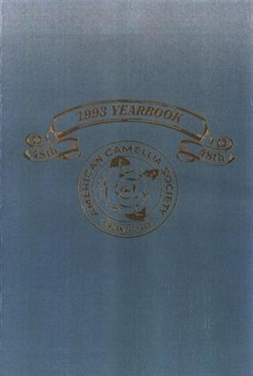 1993 American Camellia Yearbook