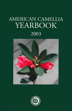 2003 American Camellia Yearbook