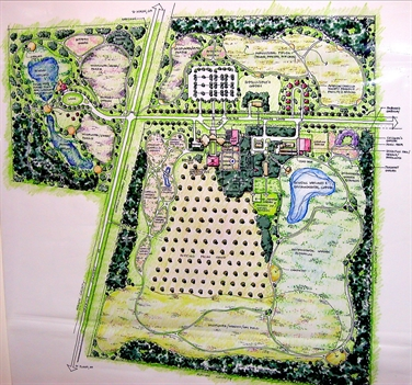 Massee Lane Gardens Master Plan