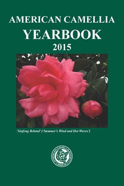 2015 American Camellia Yearbook
