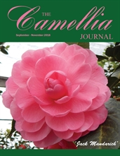 Camellia Journal September 2016 - November 2016