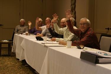 American Camellia Society Board of Directors