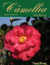 Camellia Journal September - November 2017