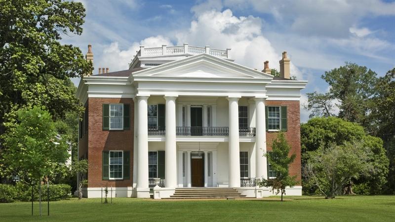 Melrose Estate Natchez National Historic Park