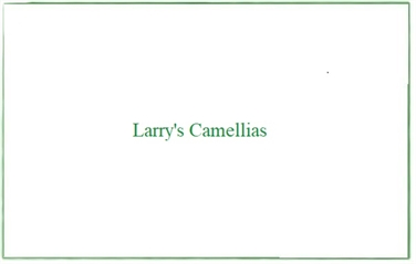Larry's Camellias and Ornamentals Nursery