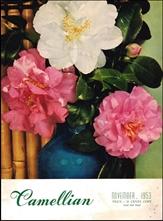 Camellian - Vol. IV, No. 4 - November 1953