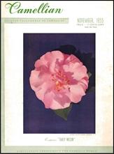 Camellian - Vol. VI, No. 3 - November 1955