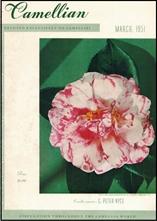 Camellian - Vol. II, No. 1 - March 1951