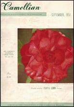 Camellian - Vol. II, No. 2 - September 1951