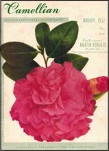 Camellian - Vol. III, No. 1 - January 1952