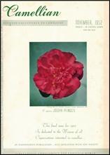 Camellian - Vol. III, No. 4 - November 1952