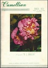 Camellian - Vol. IV, No. 2 - March 1953