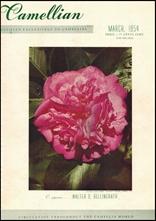Camellian - Vol. V, No. 2 - March 1954