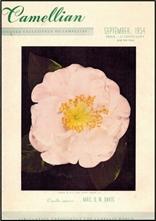 Camellian - Vol. V, No. 3 - September 1954