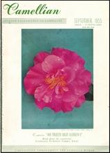 Camellian - Vol. VI, No. 2 - September 1955