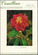 Camellian - Vol. IX - No. 1 - January 1958