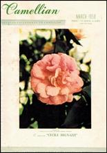 Camellian - Vol. IX - No. 2 - March 1958