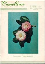 Camellian - Vol. IX - No. 3 - September 1958