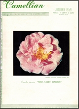 Camellian - Vol. X, No. 1 - January 1959