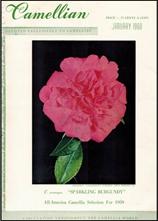 Camellian - Vol. XI, No. 1 - January 1960