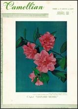 Camellian - Vol. XII, No. 1 - January 1961