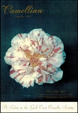 Camellian - Vol. XIII, No. 3 - September 1962