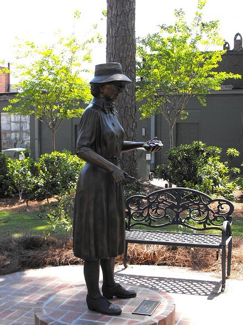 Betty Sheffield Memorial Garden