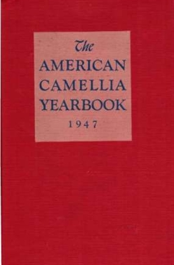 1947 American Camellia Yearbook
