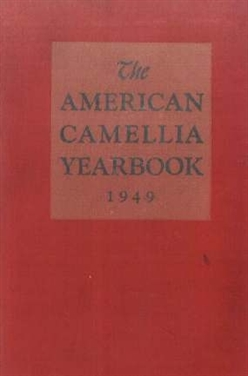 1949 American Camellia Yearbook